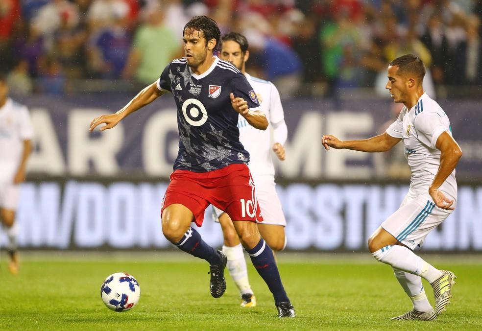 Kaká não vai renovar com Orlando City (Foto: Mark J. Rebilas/Reuters)