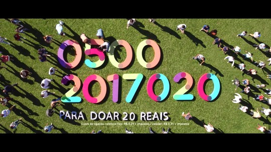 Mobilizadores convidam público para participar do Criança Esperança 2017