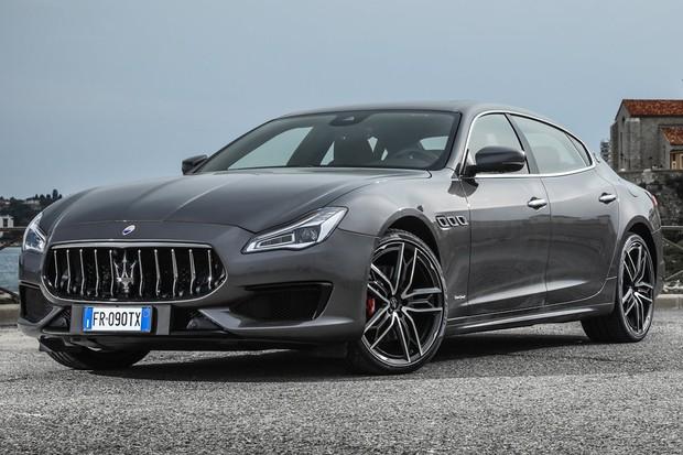 Maserati Quattroporte GTS  (Foto: Divulgação)