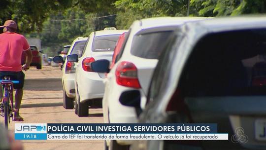 Polícia apura transferência ilegal de 100 veículos de órgãos públicos a proprietários particulares no AP