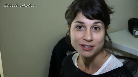 Chandelly Braz mostra como Mariana, de 'Orgulho e Paixão', se transforma em Mário