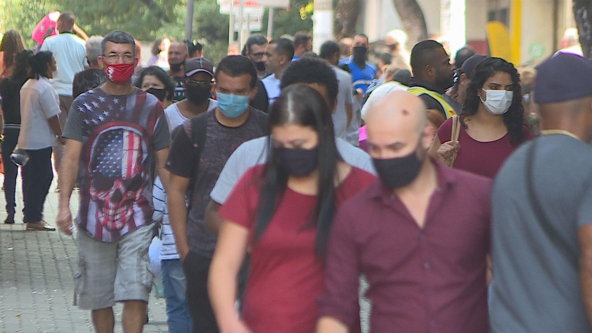 Mais de 200 mortes causadas por Covid-19 são registradas nas últimas 24 horas em Minas Gerais
