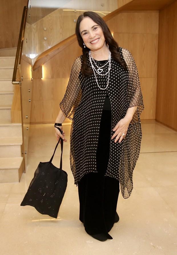 Regina Duarte (Foto: Manuela Scarpa/Brazil News)
