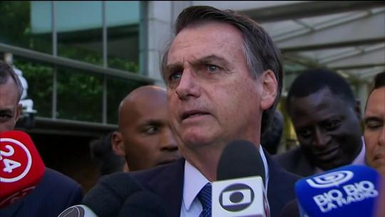 Bolsonaro e outros presidentes da América do Sul debatem sobre Venezuela