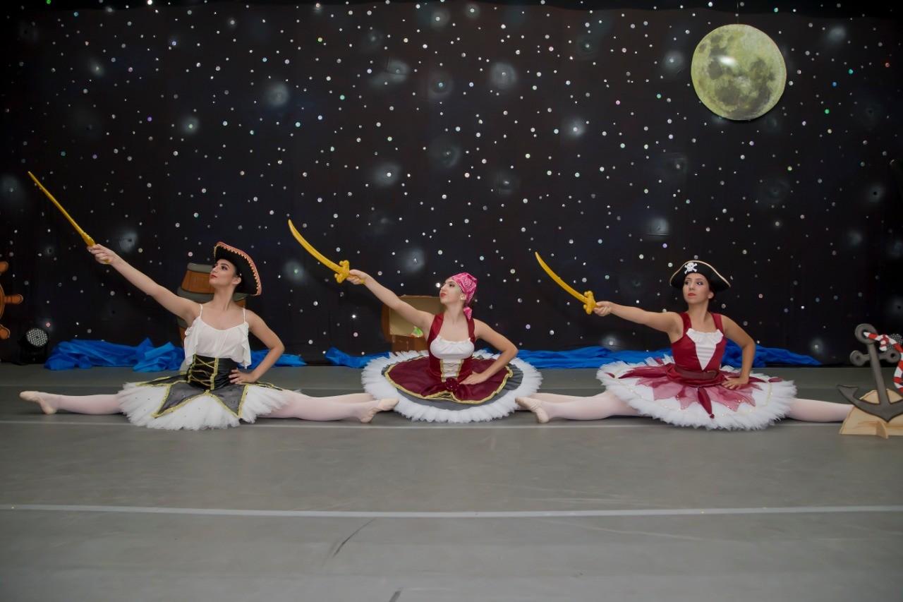 Theatro Municipal de Paulínia recebe espetáculo de dança sobre doçura da infância  - Notícias - Plantão Diário