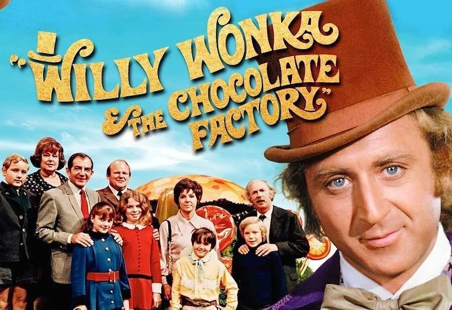 Versão original de A Fantástica Fábrica de Chocolate (Foto: Divulgação)