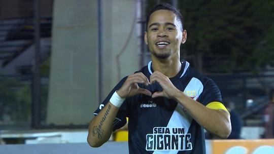 Artilheiro do Vasco, Pikachu tem histórico de gols sobre o Sport