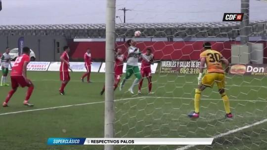Aos 40 anos, Loco Abreu marca golaço na 2ª divisão do Chile