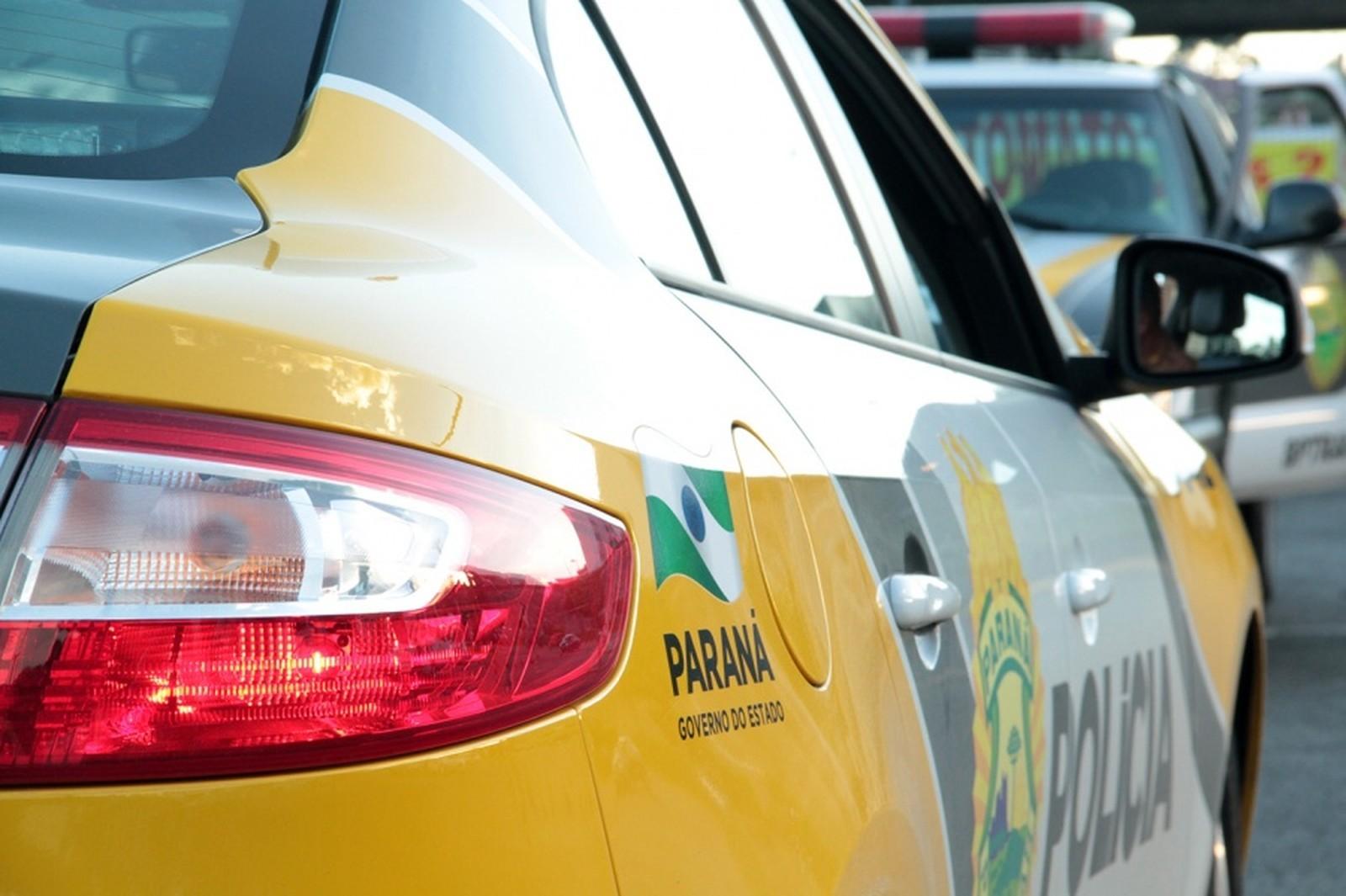 Homem é preso após agredir e manter companheira em cárcere privado em São José dos Pinhais, diz polícia