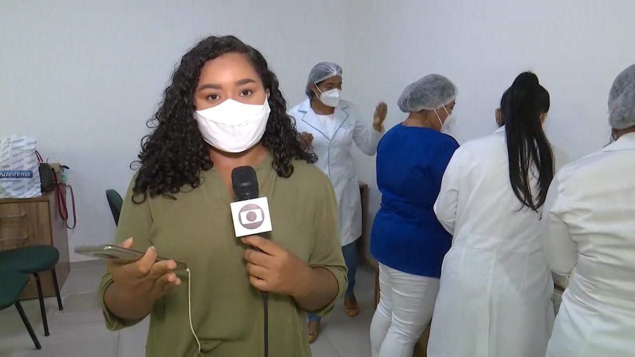 Shopping de Rio Branco em parceria com a prefeitura oferta vacinação para crianças