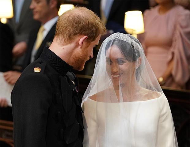 Príncipe Harry e Meghan Markle (Foto: Reprodução/ Twitter)