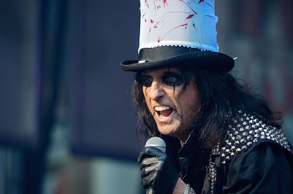 O cantor Alice Cooper (Foto: Getty Images)