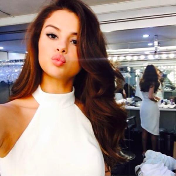 A cantora Selena Gomez (Foto: Instagram)