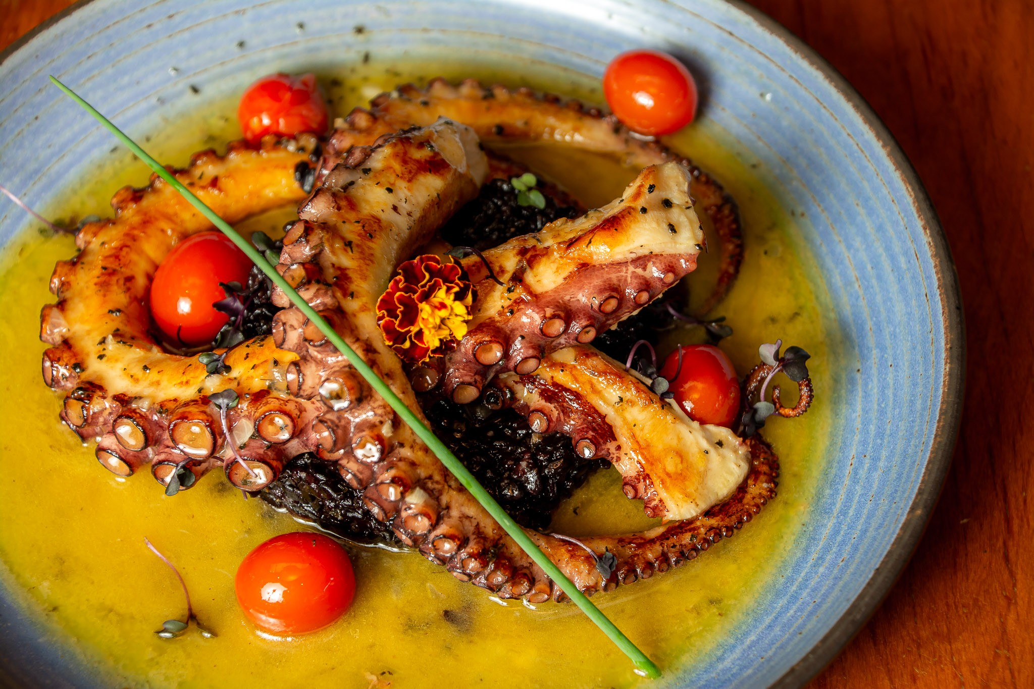 Receita de polvo à provençal (Foto: Divulgação)