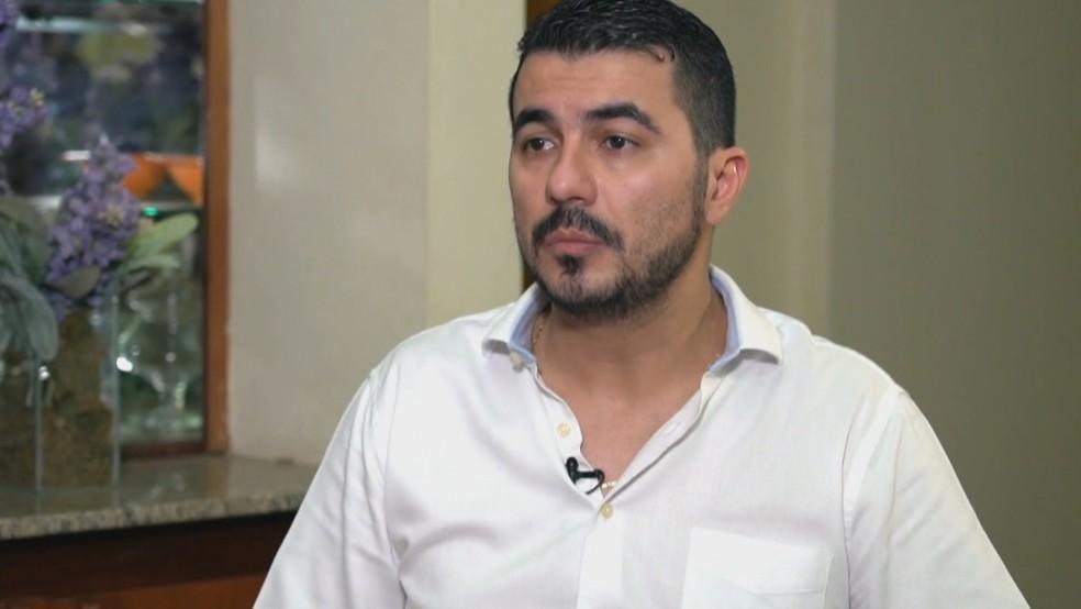 Deputado federal Luis Miranda (DEM-DF) — Foto: TV Globo/Reprodução