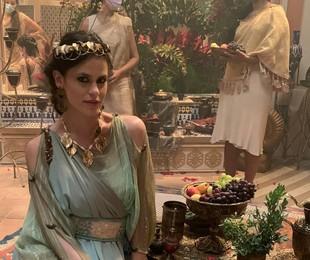 Talita Tilieri em 'Gênesis' | Divulgação