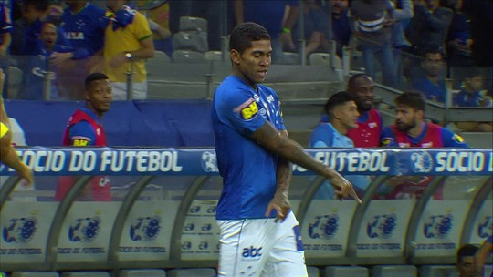 """Jornal português coloca o atacante Raniel, do Cruzeiro, """"no radar"""" do Sporting"""
