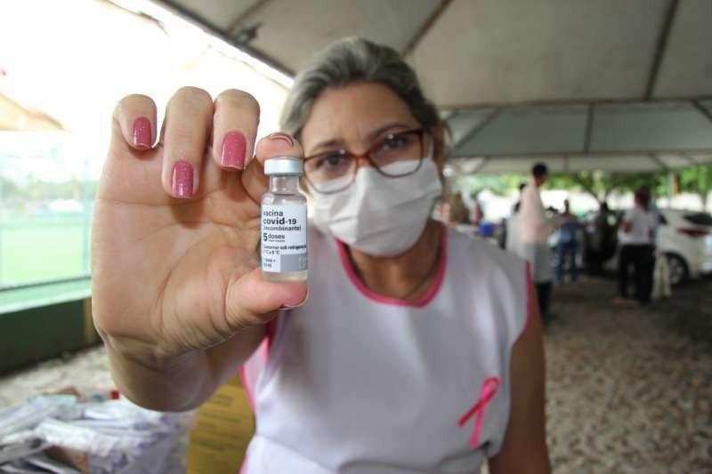 Vacina Covid-19 em Divinópolis: local e data de aplicação da 2ª dose da Pfizer é alterado
