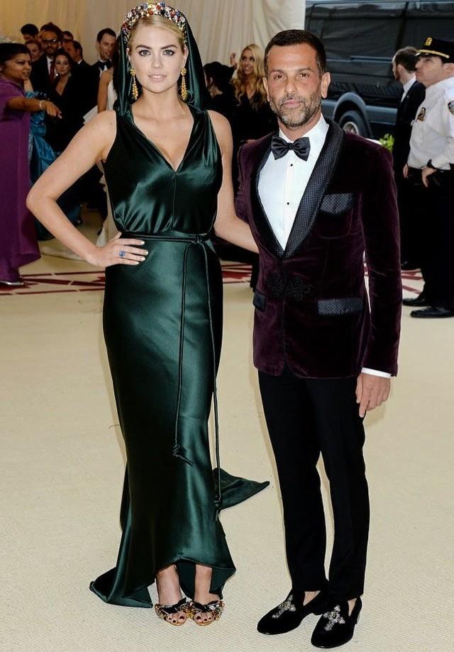 Alexandre Birman e Kate Upton (Foto: divulgação)