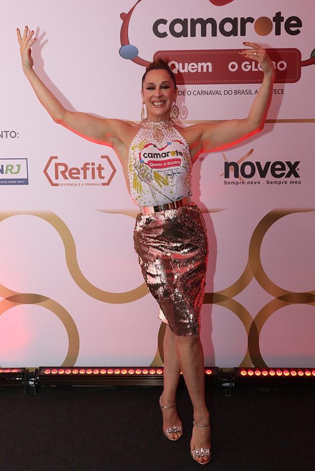 Claudia Raia (Foto: Daniel Janssens/ QUEM)