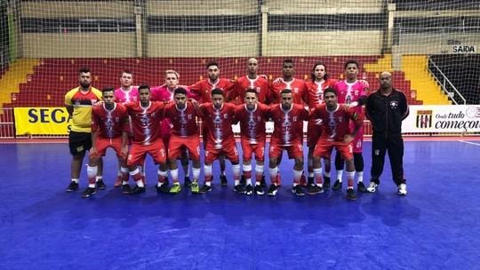 Foto: (Divulgação/Impacto Futsal)