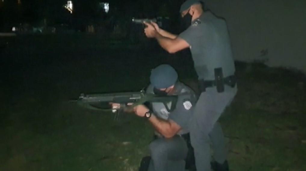 Polícia Militar faz treinamento para uso de tecnologia no combate a crimes em Campinas