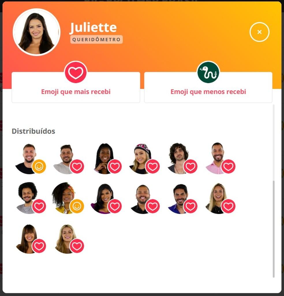 Juliette — Foto: Globo