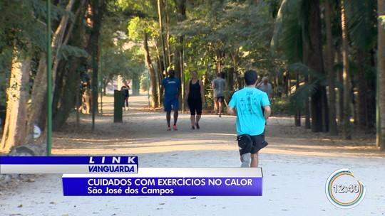 Confira cuidados ao praticar atividade física em dias de calor excessivo