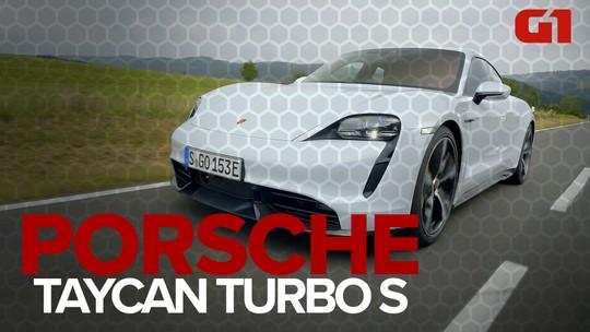 Primeiro Porsche elétrico chega a 200 km/h em menos de 10 segundos; veja como anda
