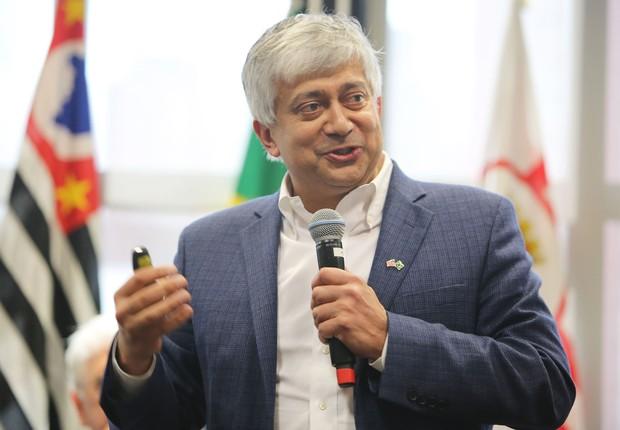 Hitendra Patel (Foto: Ag. TUTU)
