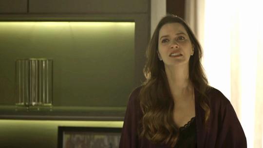 Fabiana tenta matar Agno