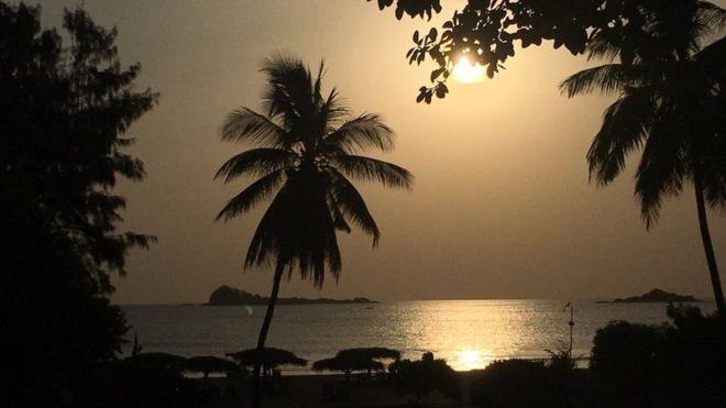 A ilha paradisíaca que quer seus turistas de volta - Notícias - Plantão Diário