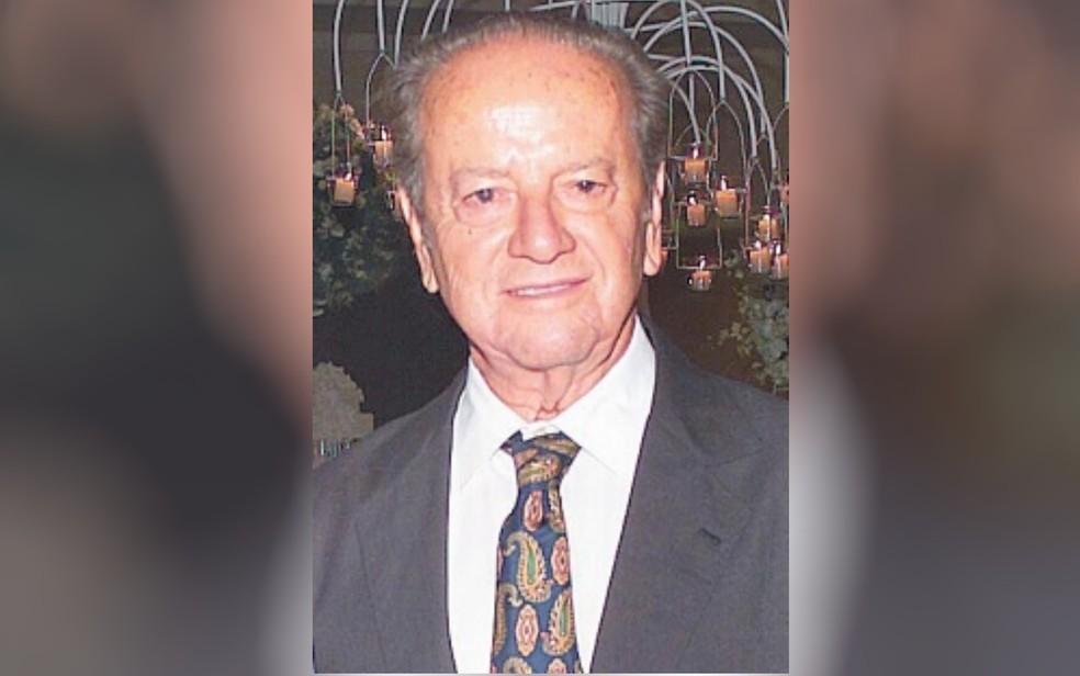 Ary Ribeiro Valadão morreu de pneunomia em casa, em Goiânia, Goiás — Foto: Reprodução