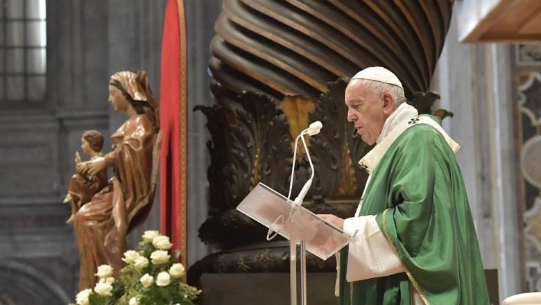 sustentabilidade-papa-sinodo-amazonia (Foto: Vaticano)