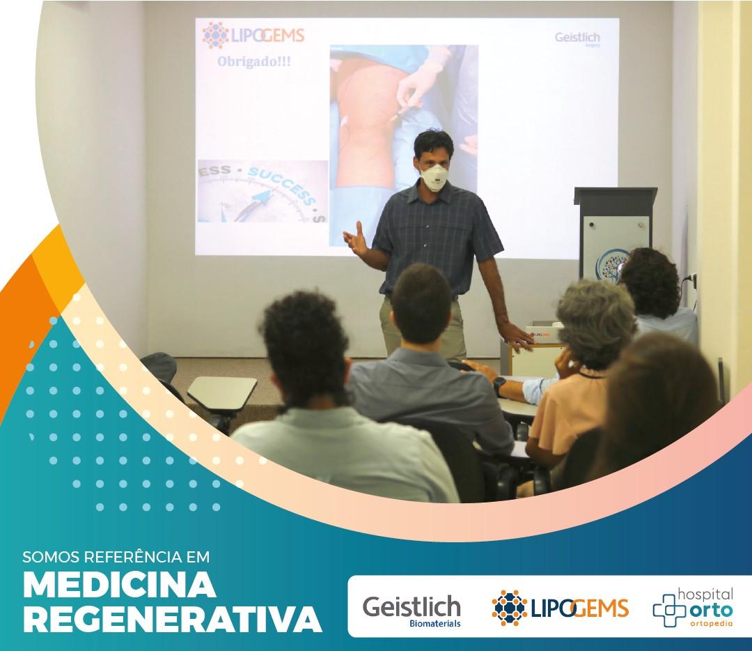 Lipogems: técnica inovadora chega à Bahia
