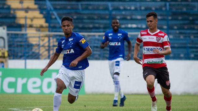 Linense x Cruzeiro