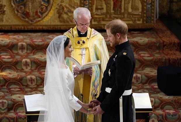 Príncipe Harry e Meghan Markle, o mais novo casal da realeza britânica (Foto: Getty Images)
