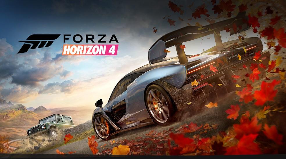 Forza Horizon 4 chega dia 2 de outubro para Xbox One e Windows 10 (Foto: Divulgação/Microsoft)