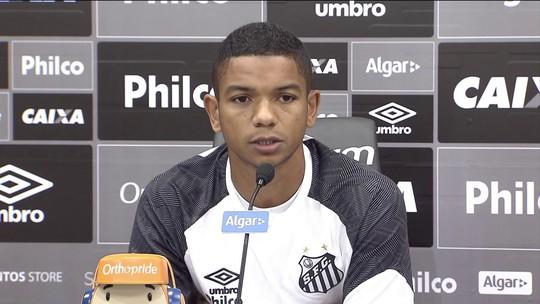 Santos joga por liderança do grupo e alívio no clima da Vila Belmiro