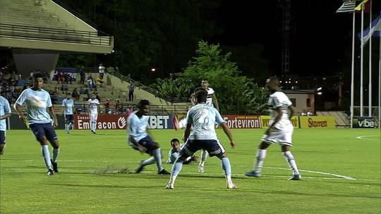 São Bento 1 x 2 Coritiba: veja os gols e os melhores momentos