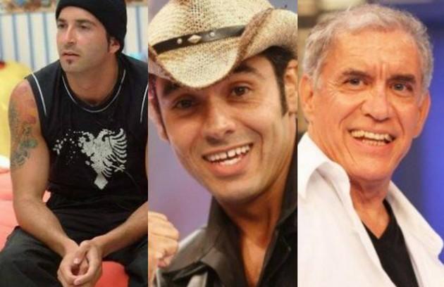 Três participantes já morreram. Buba ('BBB' 4) e Nonô ('BBB' 9) foram vítimas de câncer. André Caubói, também do 'BBB' 9, foi assassinado em sua chácara no interior de São Paulo (Foto: TV Globo)