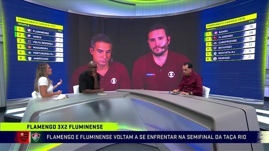 """Raphael Rezende analisa Fla-Flu e comenta: """"Fluminense caiu de pé"""""""