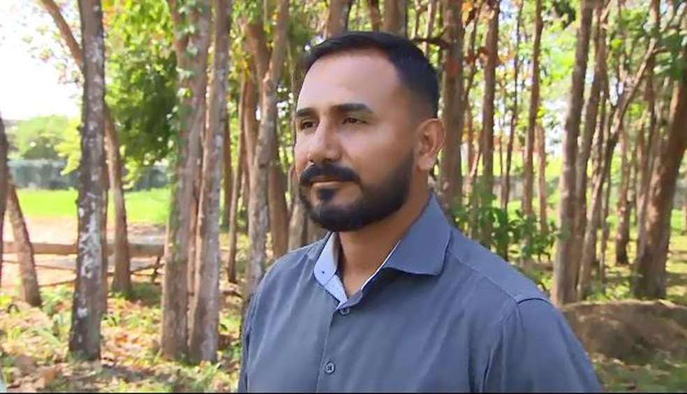 Perseu Aparício, professor e pesquisador da Ueap — Foto: Rede Amazônica/Reprodução