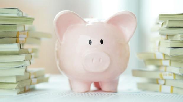 Porquinho: poupança, finanças, dinheiro (Foto: Pressfoto/Freepik)