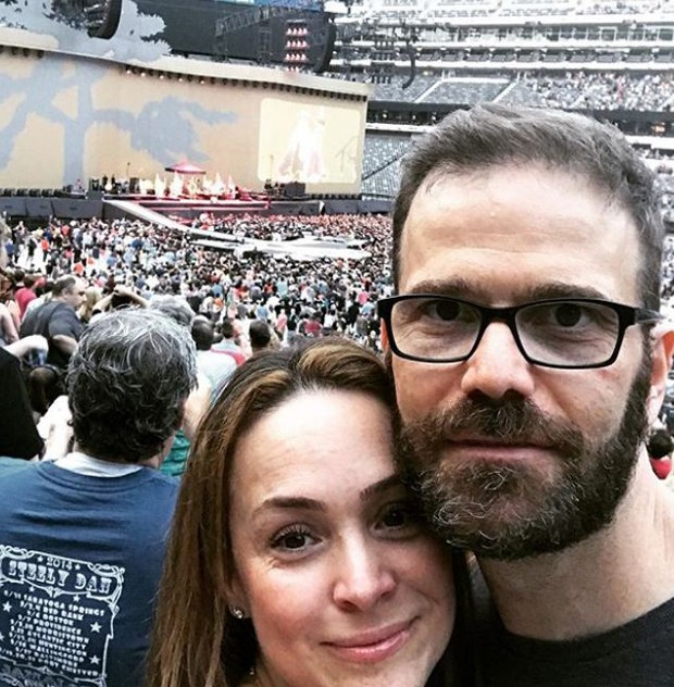 Gabriela Duarte e o marido, Jairo Goldflus (Foto: Reprodução/Instagram)