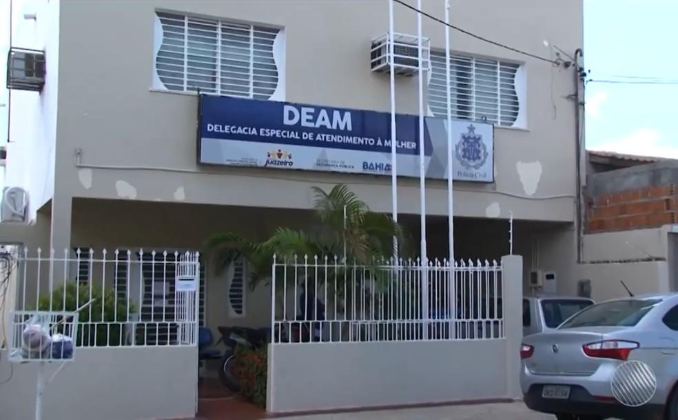 Operação foi deflagrada pela Deam de Juazeiro — Foto: Reprodução/ TV São Francisco