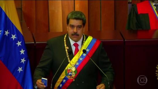 Mandato de Maduro é 'ilegítimo', e Assembleia da Venezuela é que detém poder, diz Itamaraty