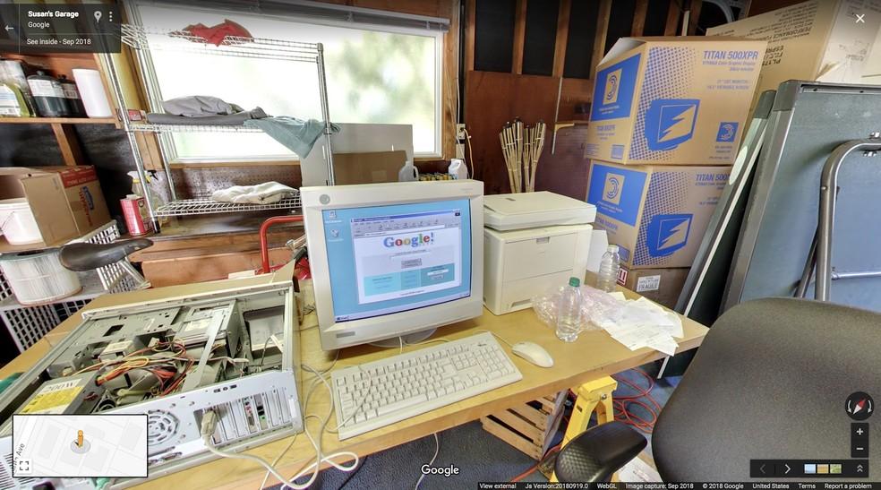 eeeb2ad97d Google faz 20 anos e mostra como era a casa onde tudo começou ...