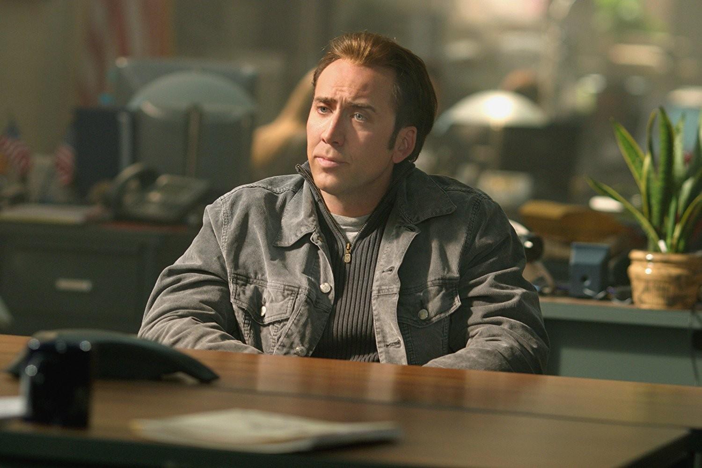 Nicolas Cage em A Lenda do Tesouro Perdido (2004) (Foto: Divulgação)