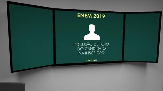 Inscrições do Enem 2019 começam nesta segunda
